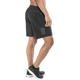"adidas Response Running Shorts Men 7"" black"